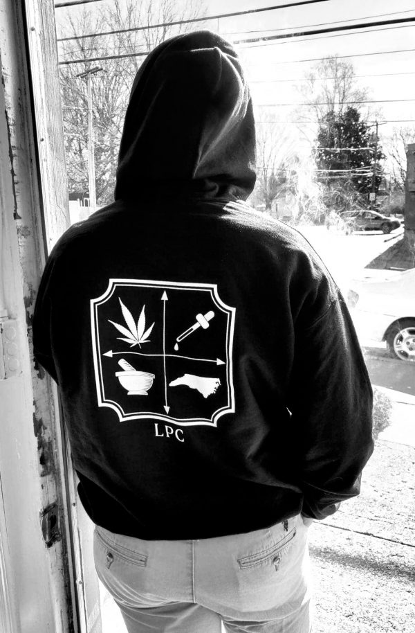 Weed Hoodies - Longleaf Provisions - the best CBD in Winston-Salem