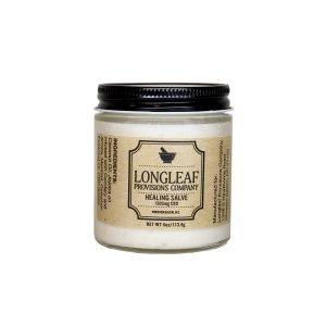 CBD Healing Salve 1500 mg - Longleaf Provisions - the best CBD in Winston-Salem