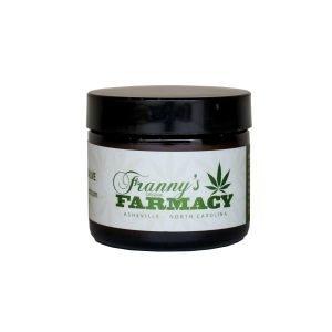 CBD Salve - Franny's Farmacy - Longleaf Provisions for the best CBD in Winston-Salem
