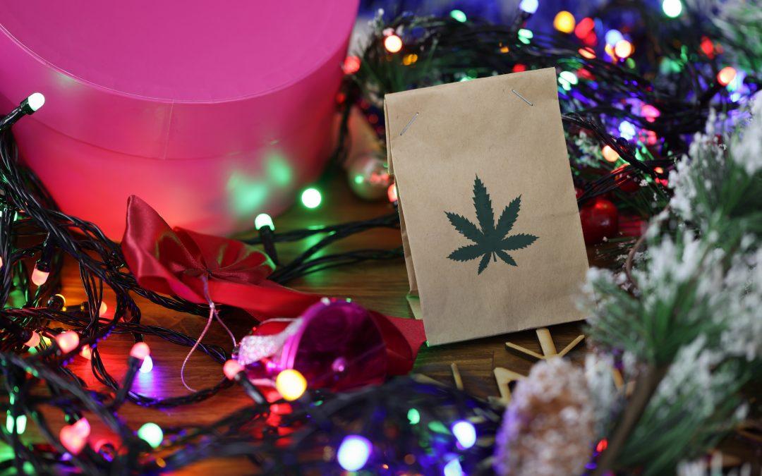 CBD holiday gifts