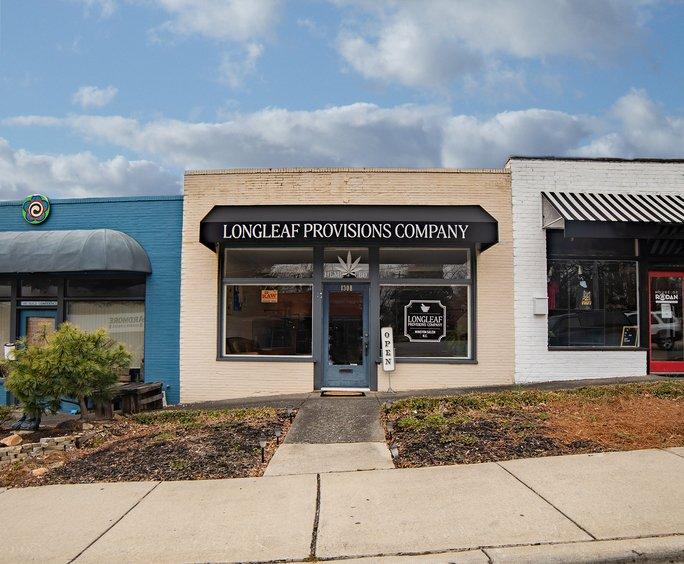 longleaf pro - store front